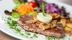 wie lange braucht ein steak auf einem kontaktgrill
